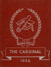 Page 1, 1956 Edition, Brushton High School - Cardinal Yearbook (Brushton, NY) online yearbook collection