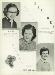 Page 12, 1956 Edition, Brushton High School - Cardinal Yearbook (Brushton, NY) online yearbook collection
