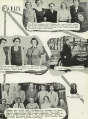 Page 9, 1956 Edition, Brushton High School - Cardinal Yearbook (Brushton, NY) online yearbook collection