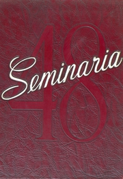 Buffalo Seminary - Seminaria Yearbook (Buffalo, NY) online yearbook collection, 1948 Edition, Page 1