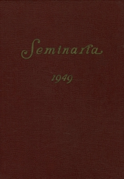 Buffalo Seminary - Seminaria Yearbook (Buffalo, NY) online yearbook collection, 1949 Edition, Page 1