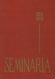 Page 1, 1951 Edition, Buffalo Seminary - Seminaria Yearbook (Buffalo, NY) online yearbook collection