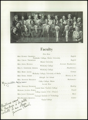 Page 16, 1951 Edition, Buffalo Seminary - Seminaria Yearbook (Buffalo, NY) online yearbook collection