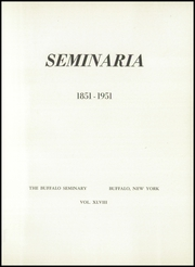 Page 5, 1951 Edition, Buffalo Seminary - Seminaria Yearbook (Buffalo, NY) online yearbook collection
