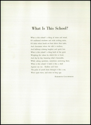 Page 6, 1951 Edition, Buffalo Seminary - Seminaria Yearbook (Buffalo, NY) online yearbook collection