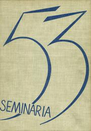 1953 Edition, Buffalo Seminary - Seminaria Yearbook (Buffalo, NY)