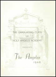 Page 5, 1948 Edition, Holy Angels Academy - Angelus Yearbook (Buffalo, NY) online yearbook collection