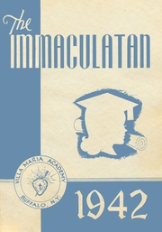 Immaculate Heart of Mary Academy - Immaculatan Yearbook (Buffalo, NY) online yearbook collection, 1942 Edition, Page 1