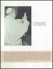 Page 12, 1954 Edition, Immaculate Heart of Mary Academy - Immaculatan Yearbook (Buffalo, NY) online yearbook collection
