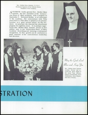 Page 15, 1954 Edition, Immaculate Heart of Mary Academy - Immaculatan Yearbook (Buffalo, NY) online yearbook collection