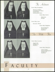 Page 16, 1954 Edition, Immaculate Heart of Mary Academy - Immaculatan Yearbook (Buffalo, NY) online yearbook collection
