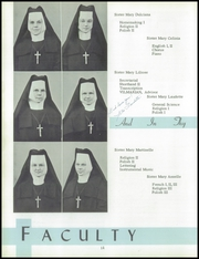 Page 18, 1954 Edition, Immaculate Heart of Mary Academy - Immaculatan Yearbook (Buffalo, NY) online yearbook collection