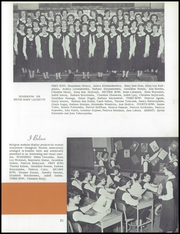 Page 25, 1954 Edition, Immaculate Heart of Mary Academy - Immaculatan Yearbook (Buffalo, NY) online yearbook collection