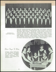 Page 26, 1954 Edition, Immaculate Heart of Mary Academy - Immaculatan Yearbook (Buffalo, NY) online yearbook collection