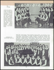 Page 27, 1954 Edition, Immaculate Heart of Mary Academy - Immaculatan Yearbook (Buffalo, NY) online yearbook collection
