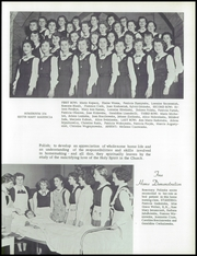 Page 37, 1954 Edition, Immaculate Heart of Mary Academy - Immaculatan Yearbook (Buffalo, NY) online yearbook collection