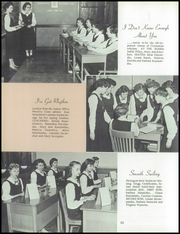 Page 40, 1954 Edition, Immaculate Heart of Mary Academy - Immaculatan Yearbook (Buffalo, NY) online yearbook collection