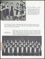Page 43, 1954 Edition, Immaculate Heart of Mary Academy - Immaculatan Yearbook (Buffalo, NY) online yearbook collection