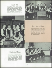 Page 44, 1954 Edition, Immaculate Heart of Mary Academy - Immaculatan Yearbook (Buffalo, NY) online yearbook collection