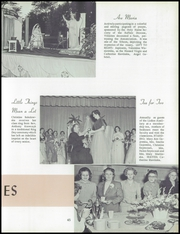 Page 49, 1954 Edition, Immaculate Heart of Mary Academy - Immaculatan Yearbook (Buffalo, NY) online yearbook collection