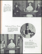 Page 51, 1954 Edition, Immaculate Heart of Mary Academy - Immaculatan Yearbook (Buffalo, NY) online yearbook collection