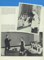 Page 15, 1957 Edition, Immaculate Heart of Mary Academy - Immaculatan Yearbook (Buffalo, NY) online yearbook collection