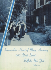Page 7, 1957 Edition, Immaculate Heart of Mary Academy - Immaculatan Yearbook (Buffalo, NY) online yearbook collection