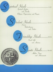 Page 9, 1957 Edition, Immaculate Heart of Mary Academy - Immaculatan Yearbook (Buffalo, NY) online yearbook collection