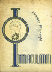 1958 Edition, Immaculate Heart of Mary Academy - Immaculatan Yearbook (Buffalo, NY)