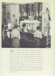 Page 11, 1954 Edition, Nardin Academy - Rosarium Yearbook (Buffalo, NY) online yearbook collection
