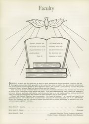 Page 10, 1955 Edition, Nardin Academy - Rosarium Yearbook (Buffalo, NY) online yearbook collection