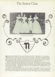 Page 13, 1955 Edition, Nardin Academy - Rosarium Yearbook (Buffalo, NY) online yearbook collection