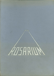Page 1, 1958 Edition, Nardin Academy - Rosarium Yearbook (Buffalo, NY) online yearbook collection