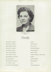 Page 11, 1958 Edition, Nardin Academy - Rosarium Yearbook (Buffalo, NY) online yearbook collection