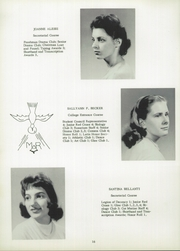 Page 16, 1958 Edition, Nardin Academy - Rosarium Yearbook (Buffalo, NY) online yearbook collection