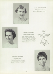Page 17, 1958 Edition, Nardin Academy - Rosarium Yearbook (Buffalo, NY) online yearbook collection