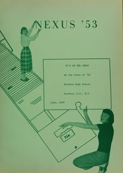 Page 7, 1953 Edition, Baldwin High School - Nexus Yearbook (Baldwin, NY) online yearbook collection