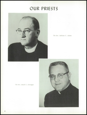 Page 8, 1960 Edition, St Peters Academy - Veritas Yearbook (Saratoga Springs, NY) online yearbook collection