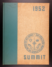 Page 1, 1952 Edition, Rosary Hill College - Summit Yearbook (Buffalo, NY) online yearbook collection