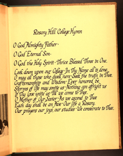 Page 3, 1952 Edition, Rosary Hill College - Summit Yearbook (Buffalo, NY) online yearbook collection