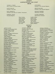 Page 12, 1986 Edition, St Josephs College Division of General Studies - Achievements Yearbook (Brooklyn, NY) online yearbook collection