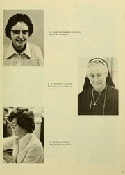 Page 13, 1976 Edition, St Josephs College Long Island - Alpha Yearbook (Patchogue, NY) online yearbook collection