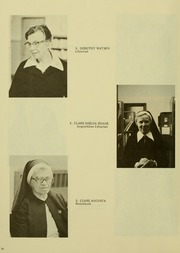 Page 14, 1976 Edition, St Josephs College Long Island - Alpha Yearbook (Patchogue, NY) online yearbook collection