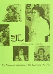 Page 11, 1977 Edition, St Josephs College Long Island - Alpha Yearbook (Patchogue, NY) online yearbook collection