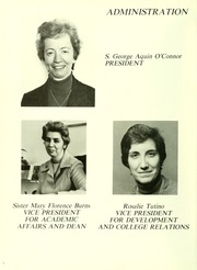 Page 12, 1978 Edition, St Josephs College Long Island - Alpha Yearbook (Patchogue, NY) online yearbook collection