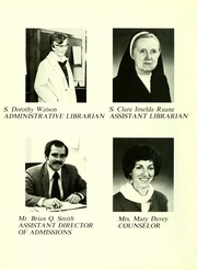 Page 14, 1978 Edition, St Josephs College Long Island - Alpha Yearbook (Patchogue, NY) online yearbook collection