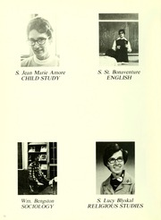 Page 16, 1978 Edition, St Josephs College Long Island - Alpha Yearbook (Patchogue, NY) online yearbook collection