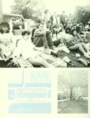 Page 8, 1988 Edition, St Josephs College Long Island - Alpha Yearbook (Patchogue, NY) online yearbook collection