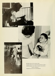 Page 12, 1965 Edition, Columbia University School of Nursing - Yearbook (New York, NY) online yearbook collection