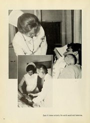 Page 14, 1965 Edition, Columbia University School of Nursing - Yearbook (New York, NY) online yearbook collection